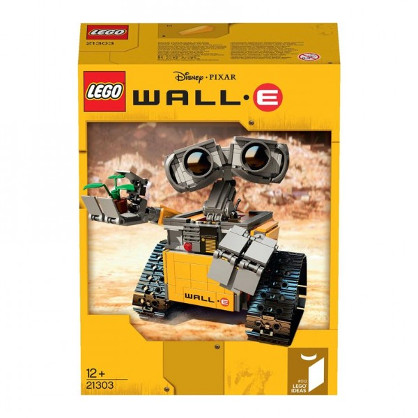 LEGO Ideas WALL-E 21303 box 2