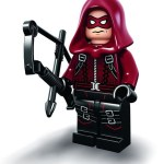 SDCC 2015 exclusive minifig Arsenal