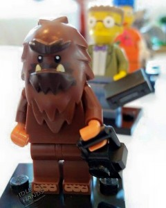 LEGO Collectible Minifigures Series 14 71010 Bigfoot