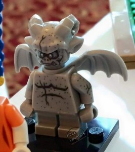 LEGO Collectible Minifigures Series 14 71010 Gargoyle