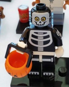 LEGO Collectible Minifigures Series 14 71010 Skeleton Guy