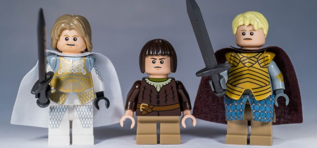 REVIEW Custom Game of Thrones – Dragon Sword Fighter Force Series 4