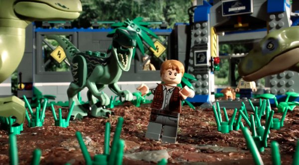 Brickfilm Jurassic World