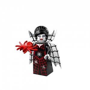 LEGO Collectible Minifigures Series 14 Monsters (71010) Spider Lady