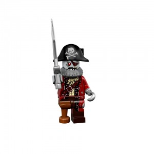 LEGO Collectible Minifigures Series 14 Monsters (71010) Zombie Pirate