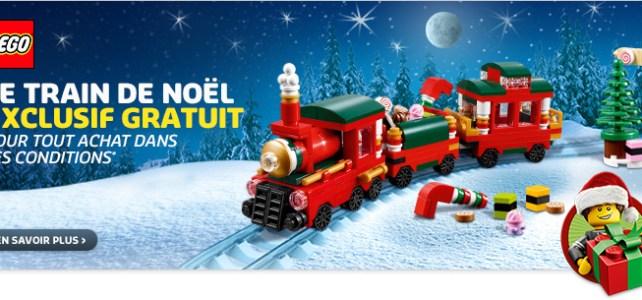 Train Noel 40138 LEGO