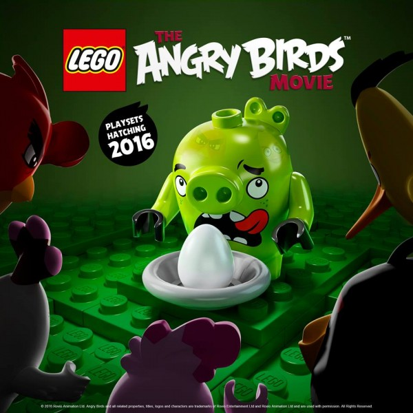 LEGO Angry Birds Bad Piggies