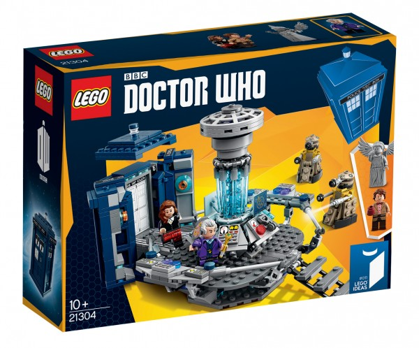 LEGO Ideas 21304 Doctor Who 1
