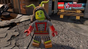 LEGO Marvel's Avengers Video Game - Mantis