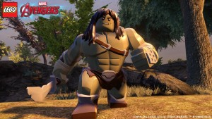 LEGO Marvel's Avengers Video Game - Skaar
