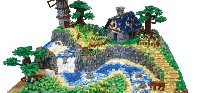 LEGO Nibleheim Valley Rivière