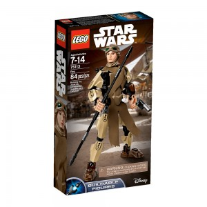LEGO Star Wars Constraction Figures 75113 Rey box LEGO Star Wars 2016