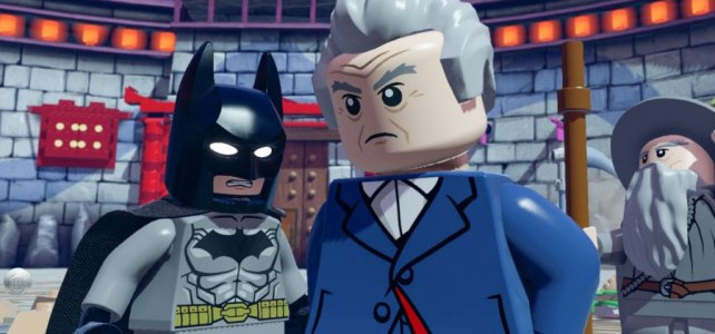 Doctor Who The LEGO Movie 2