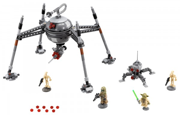 75142 Homing Spider Droid