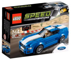 LEGO Speed Champions 2016 - 75871 Ford Mustang GT