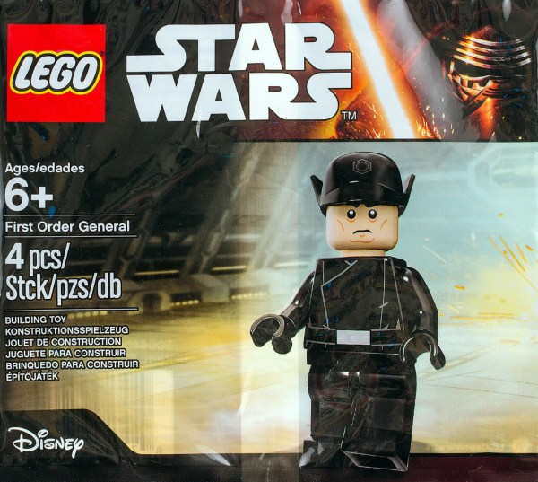 Polybag Star Wars The Force Awakens First Order General (5004406)