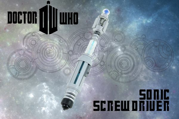 Sonic Screwdriver Doctor Who