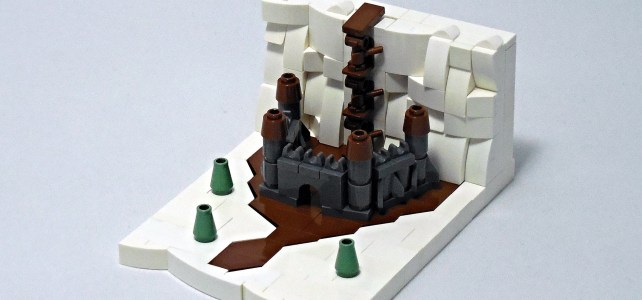 Winter is coming LEGO Game of Thrones