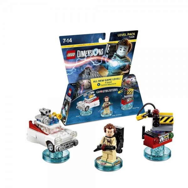 Level Pack 71228 Peter Venkman (Ghostbusters)