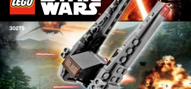 Polybag LEGO Star Wars 30279