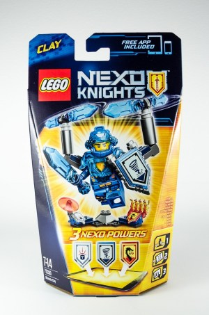 Review LEGO Nexo Knights 70330 Ultimate Clay_01