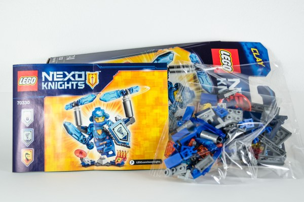 Review LEGO Nexo Knights 70330 Ultimate Clay_03