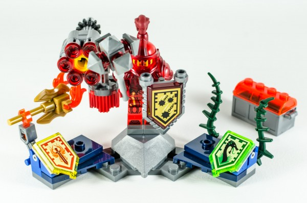 Review LEGO Nexo Knights 70331 Ultimate Macy_21