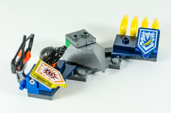 Review LEGO Nexo Knights 70332 Ultimate Aaron 19