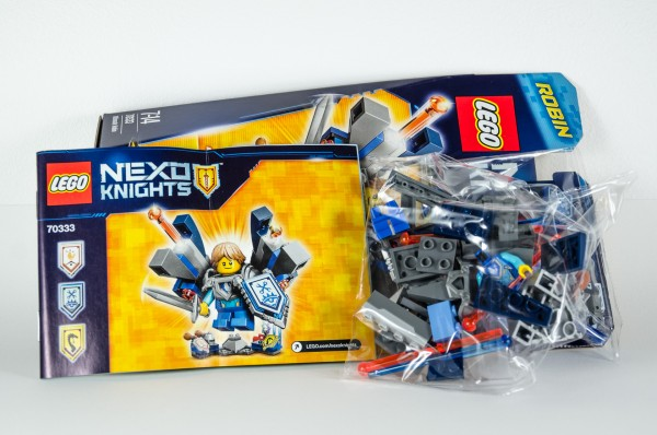 Review LEGO Nexo Knights 70333 Ultimate Robin 03