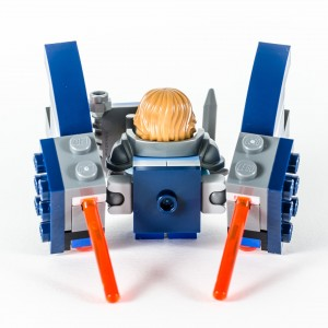 Review LEGO Nexo Knights 70333 Ultimate Robin 14