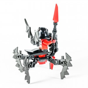 Review LEGO Nexo Knights 70335 Ultimate Lavaria 11