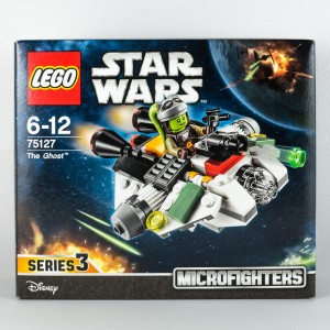Review LEGO Star Wars 75127 The Ghost 01