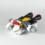 Review LEGO Star Wars 75127 The Ghost 12