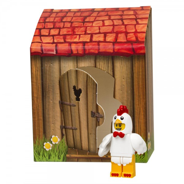 LEGO Minifigure Iconic Easter (5004468)