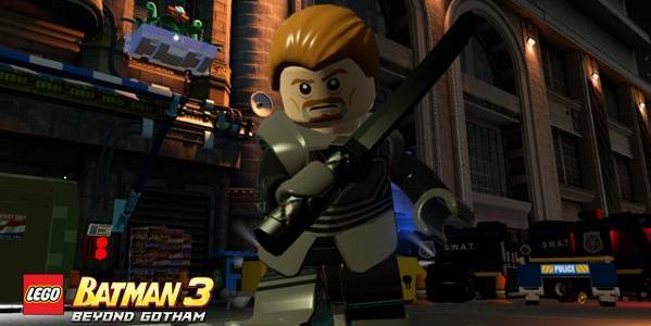 LEGO Ra's al Ghul