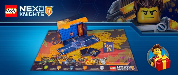 LEGO promotion Nexo Knights 5004389 Battle Station