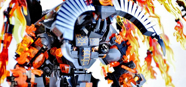 LEGO Balrog : You shall not pass !