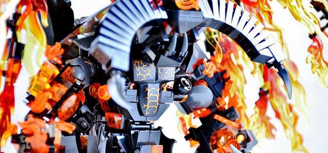 LEGO Balrog