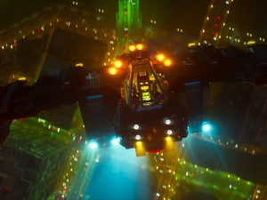 The LEGO Batman Movie Batwing 2