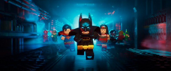 The LEGO Batman Movie Justice League