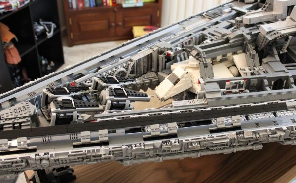 MOC LEGO Star WarsImperial Star Destroyer Tyrant