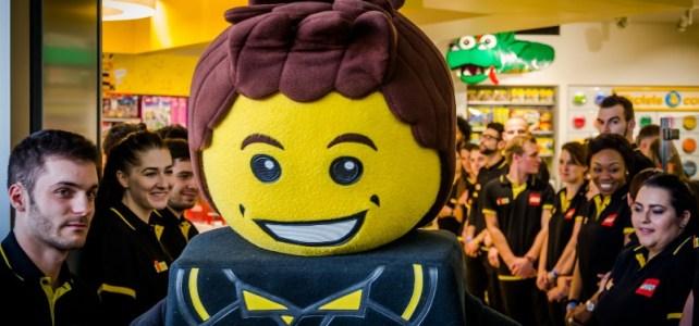 LEGO Store Paris Forum des Halles