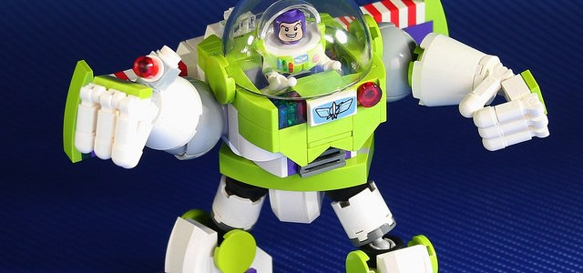 Robot Buzz l'Eclair