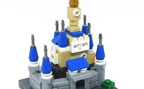 LEGO Micro Disney Castle