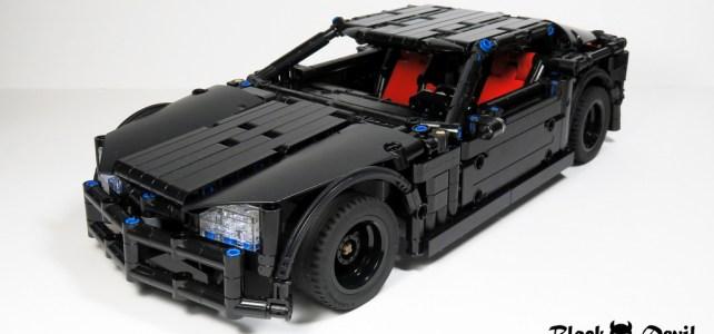 Black Devil LEGO Power Functions