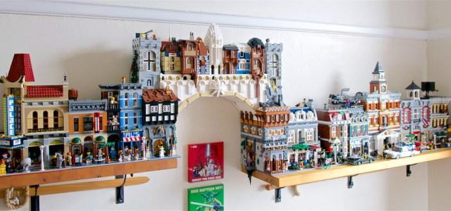 Exposition de modular niveau Expert