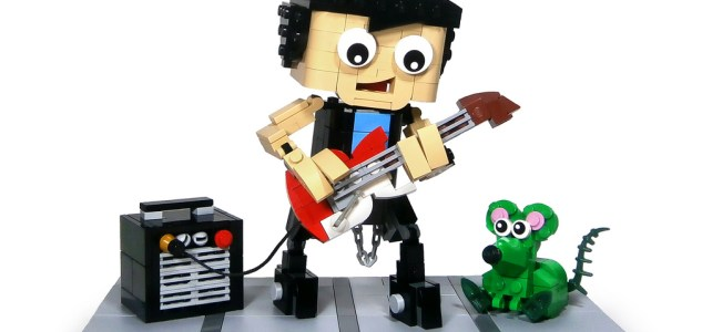 LEGO Bobble Head