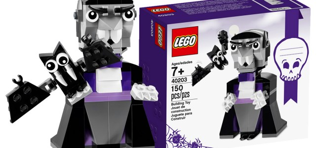 LEGO Seasonal 40203 Halloween : les visuels officiels