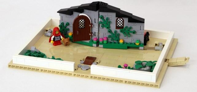 Popup book LEGO Ideas