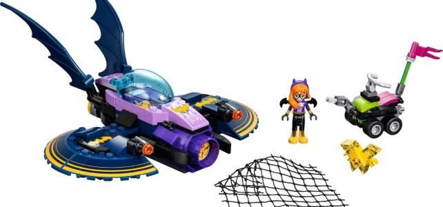 41230 Batgirl's Batjet